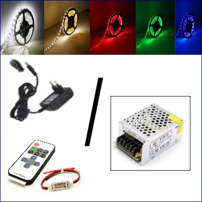 Kit banda led 3528
